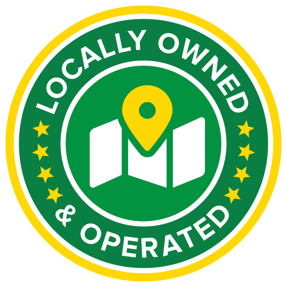Locally Owned and Operated Icon
